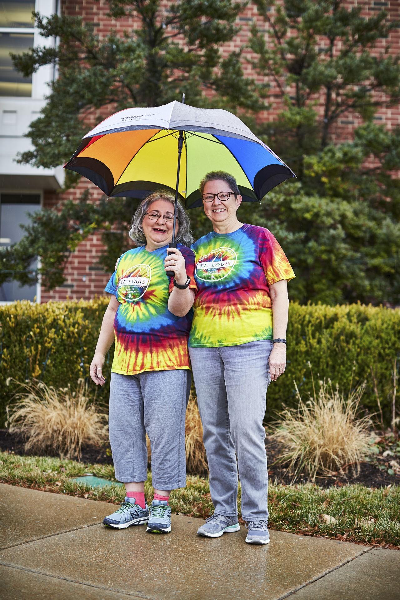 pride umbrella