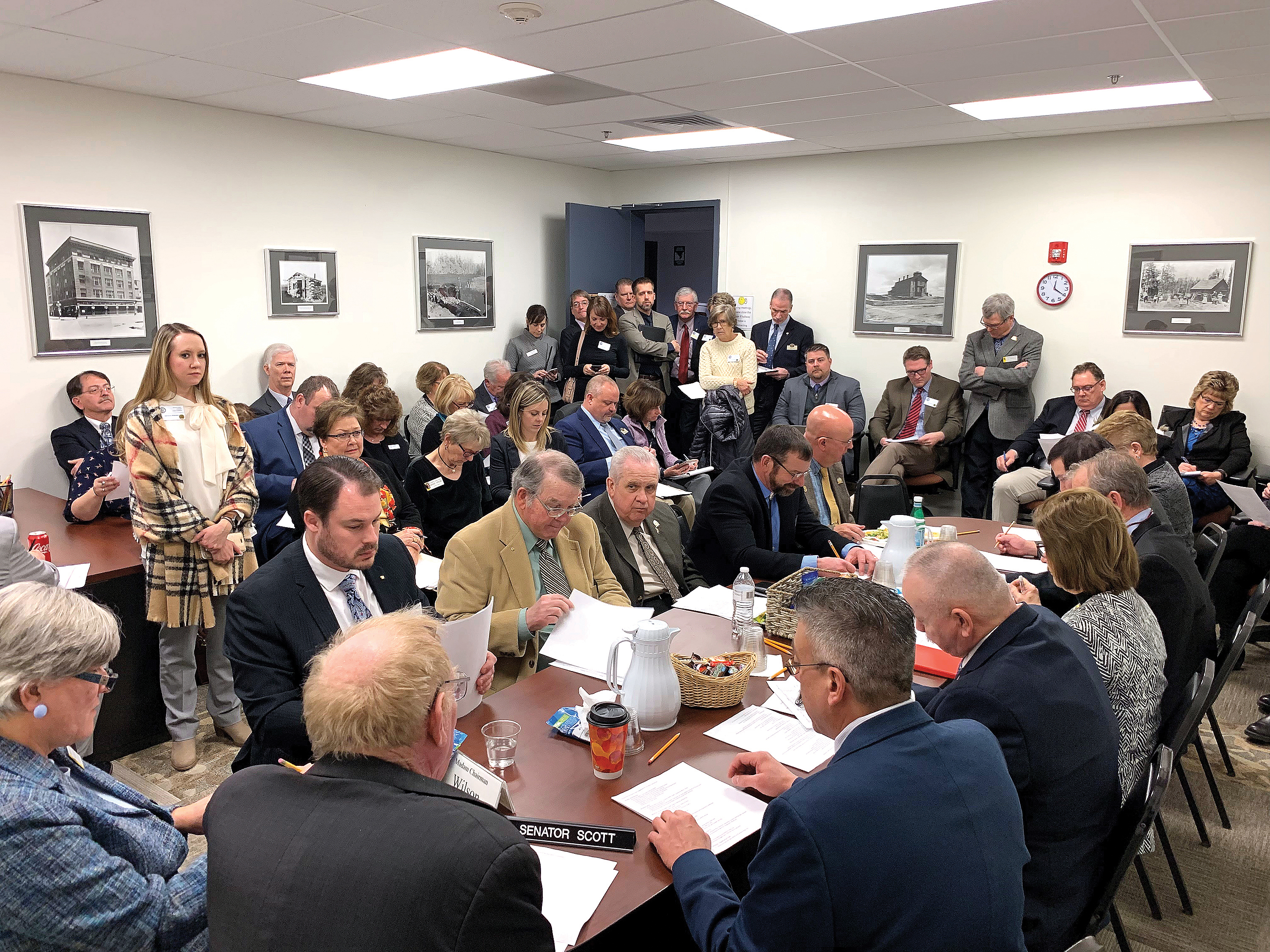 Aging Issues Rank At Top Of Committee's Interim Work