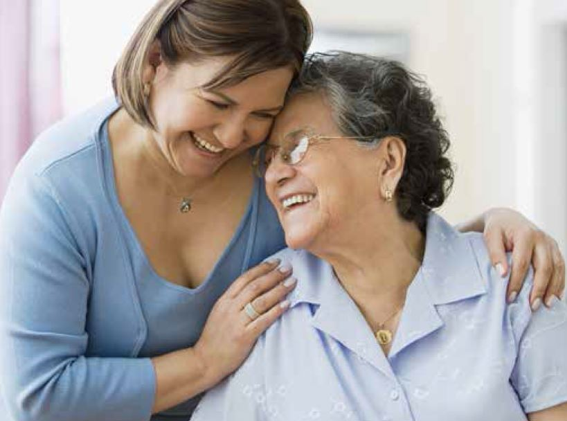 The life of a Latino caregiver