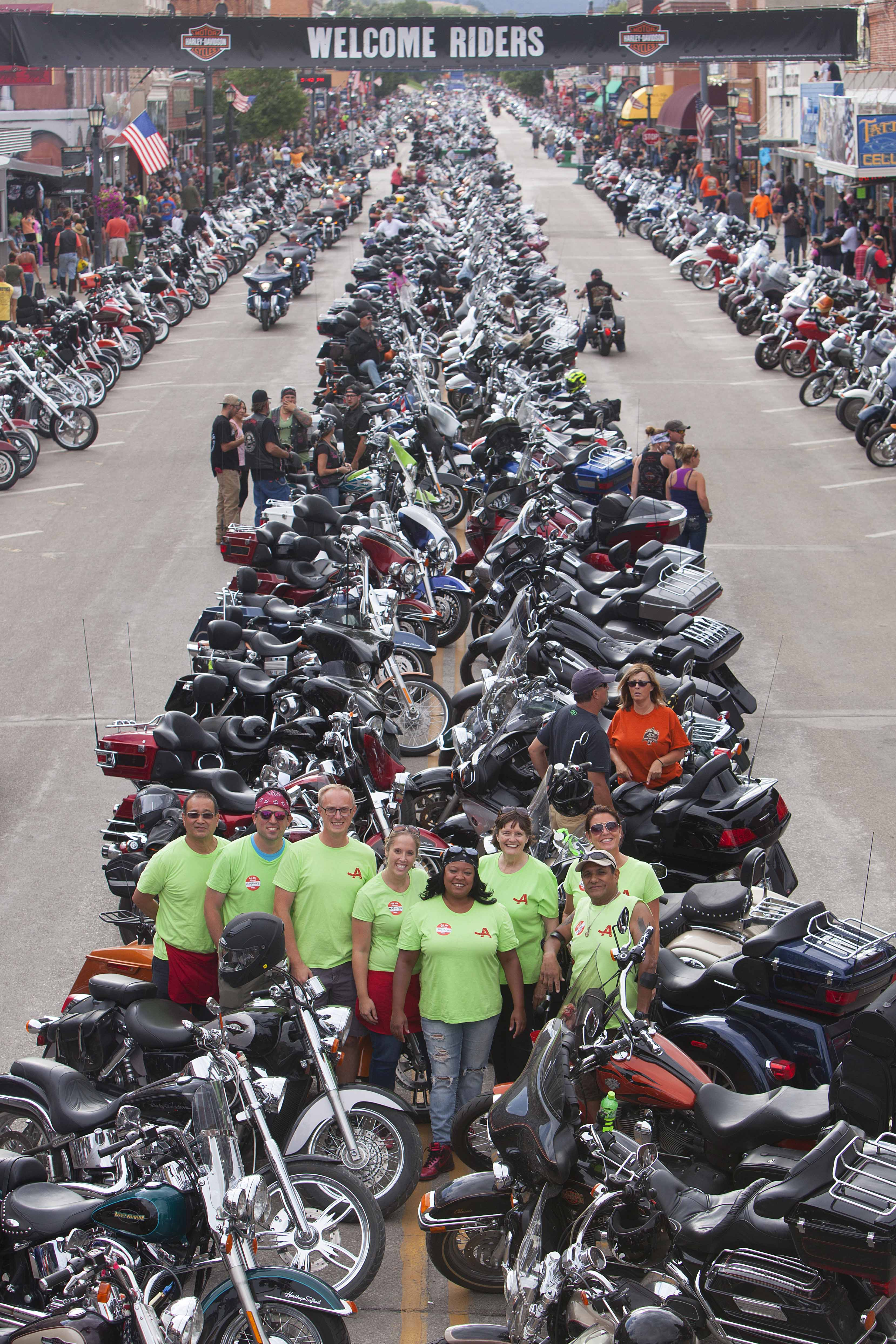 AARP Returns to Sturgis Motorcycle Rally
