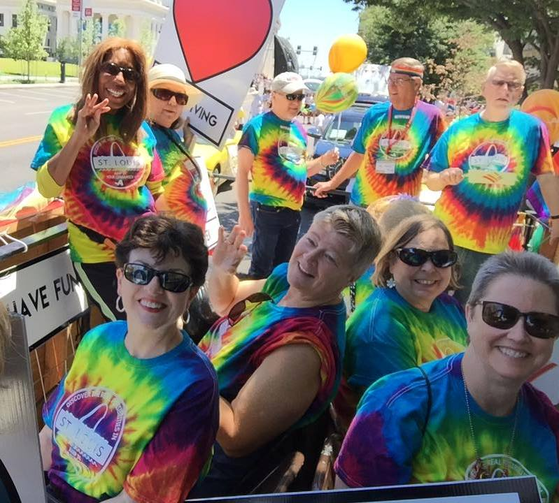 Embrace Diversity at St. Louis PrideFest
