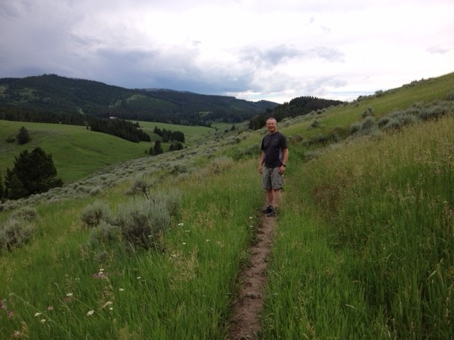 AARP AZ - Age Disrupting 71 year old will attempt, in one season, hiking the Triple Crown in 2019