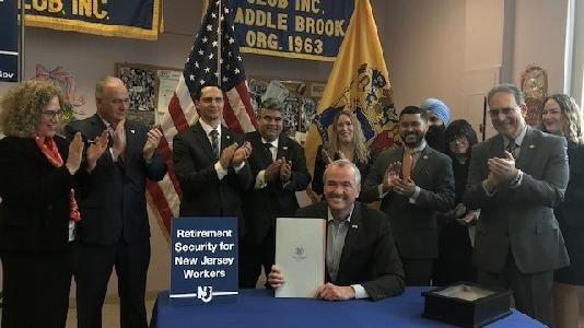 A More Secure Future for Hardworking New Jerseyans