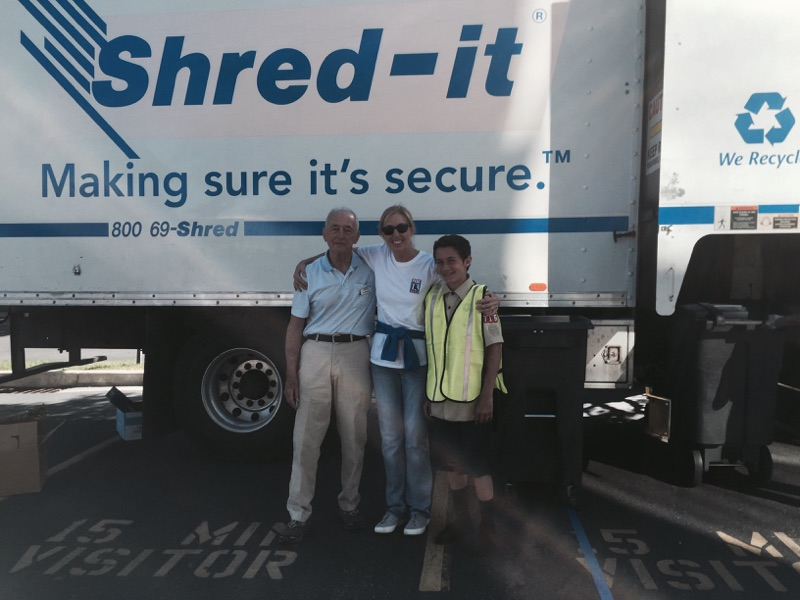 Join AARP Utah and Fox 13 News to Shred Your Documents this