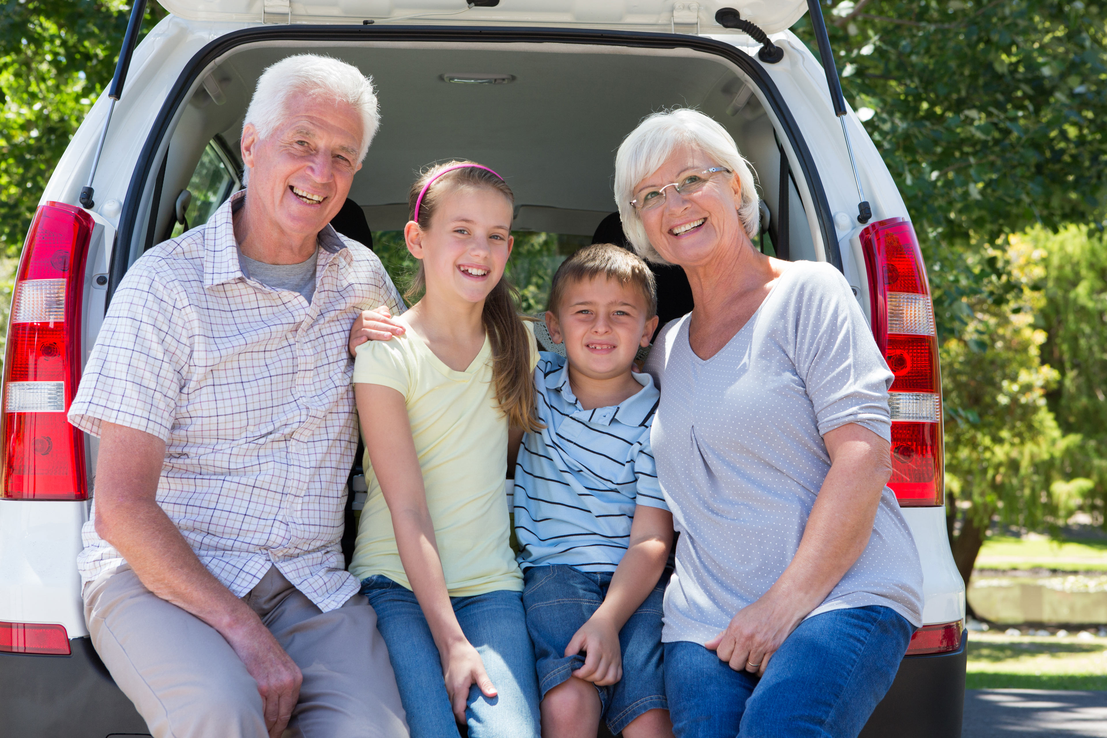 Bedford Area Seniors Raising Kids