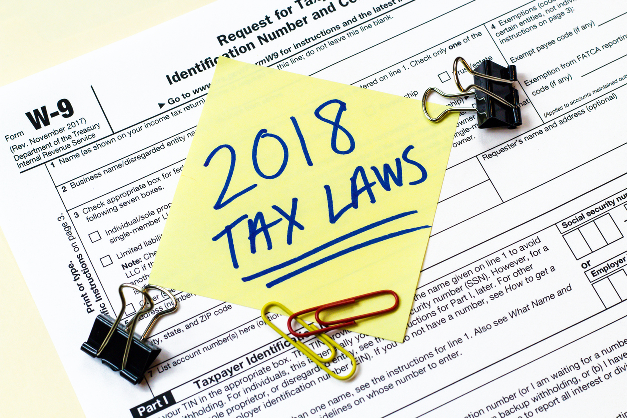 Learn What's New for Your 2018 Taxes