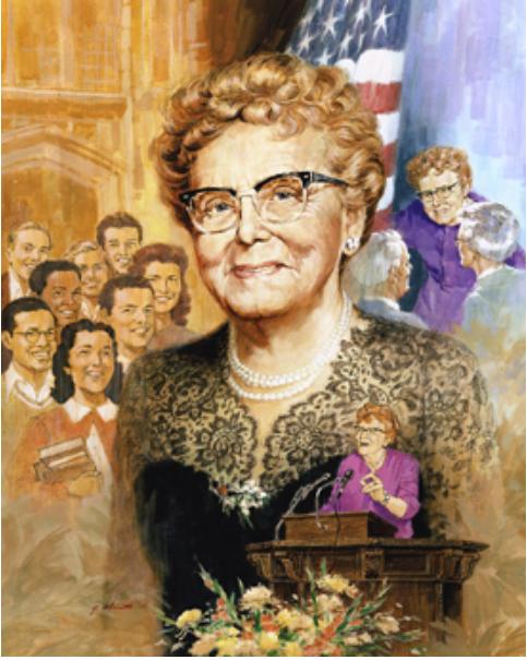 Defensora de las mujeres y de todas las personas en Estados Unidos | Dra. Ethel Percy Andrus