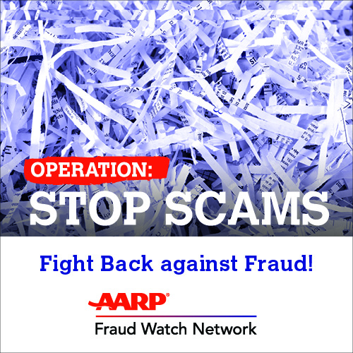 Fight Fraud - Shred Instead! / Free Shredding and E-cycling events on April 20