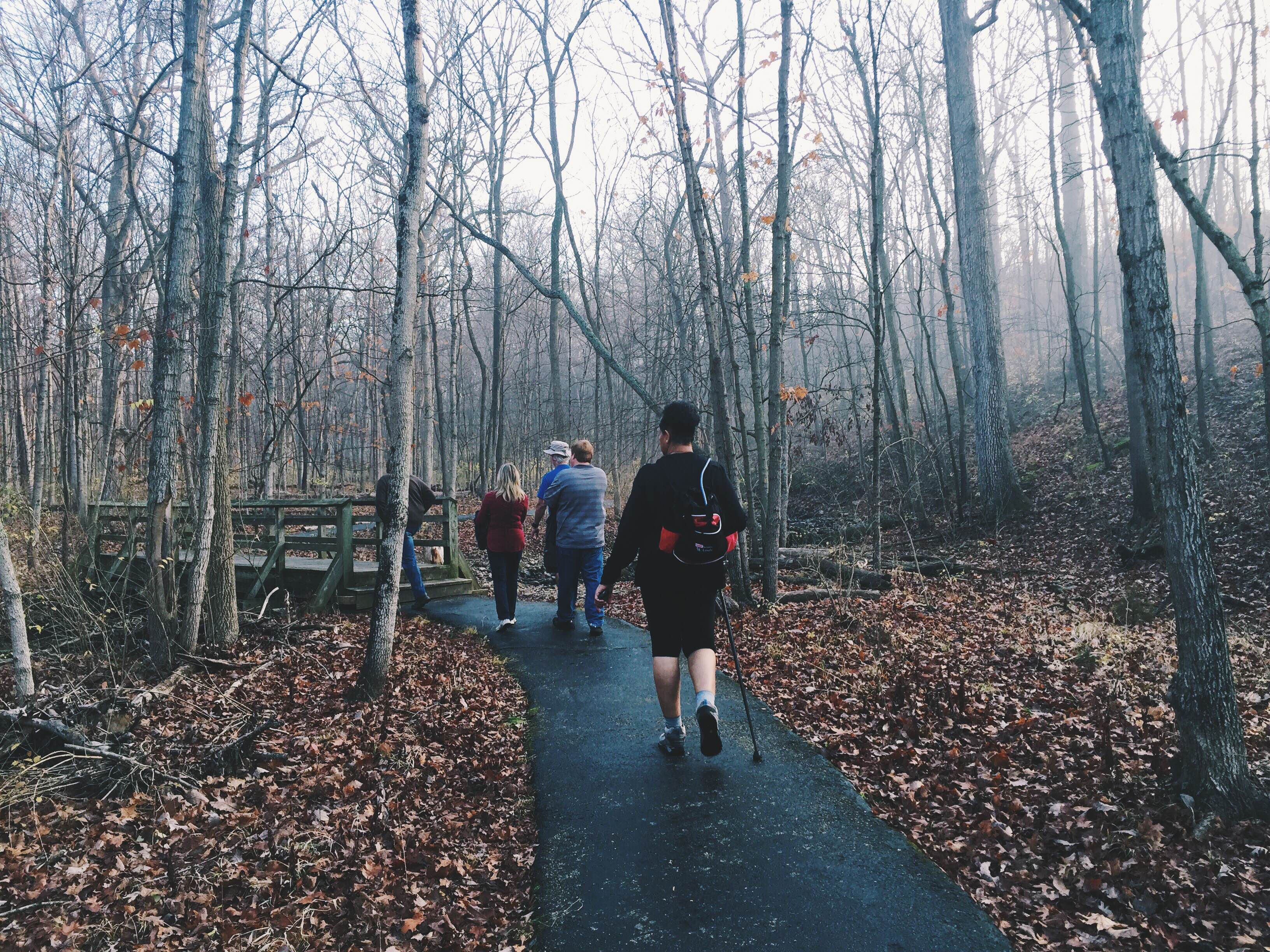 AARP Trail Trekkers℠ Spring Series now scheduled. Register for upcoming hikes today!