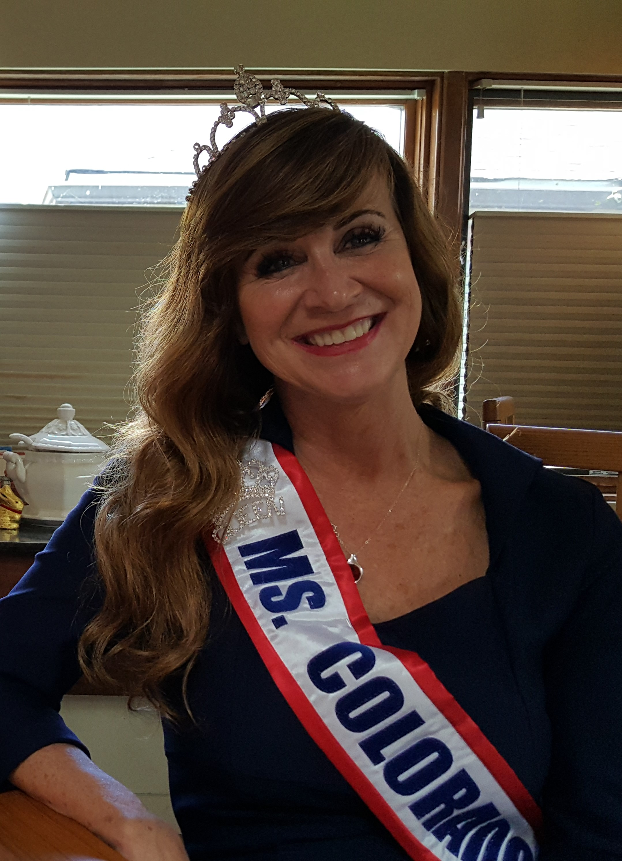 Ms. Colorado Senior Queen for 2019