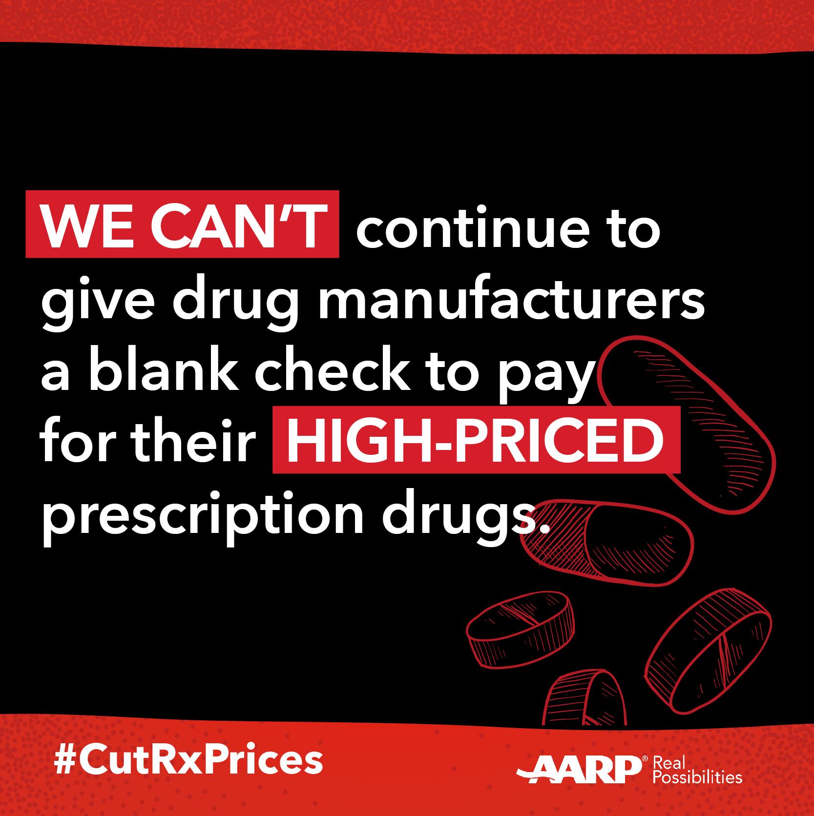 AARP Nebraska Backs Prescription Drug Cost Transparency Act