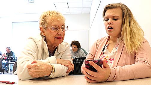 Senior High Tech Comes to Casper