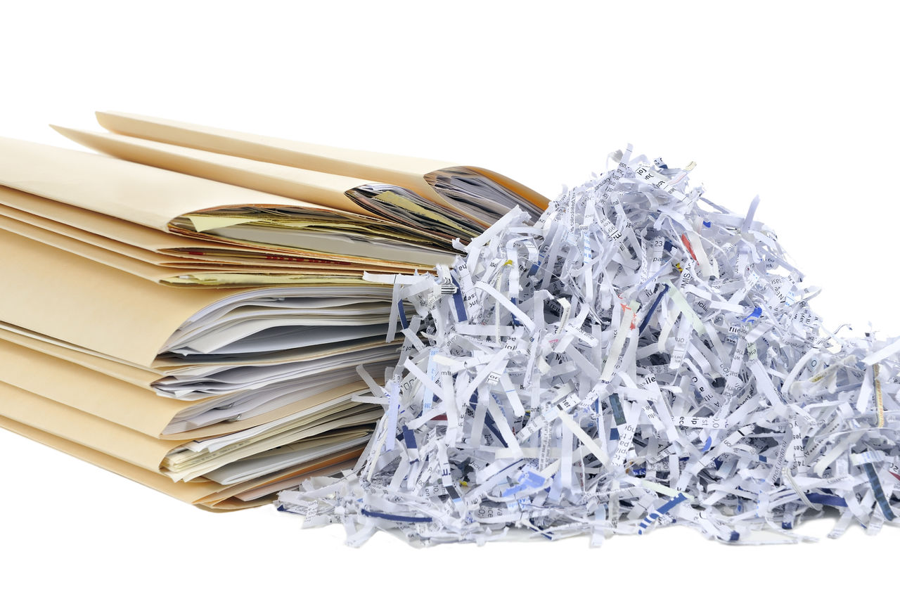 Free Shred Event in Wichita on May 13