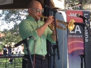 Food, Fun and Entertainment at annual Soul Fest in New Orleans