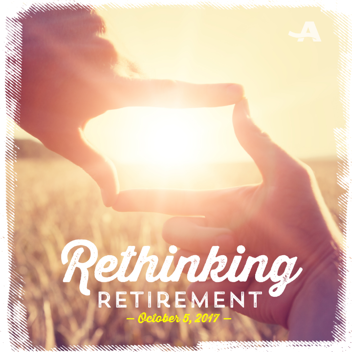 Rethinking Retirement with date