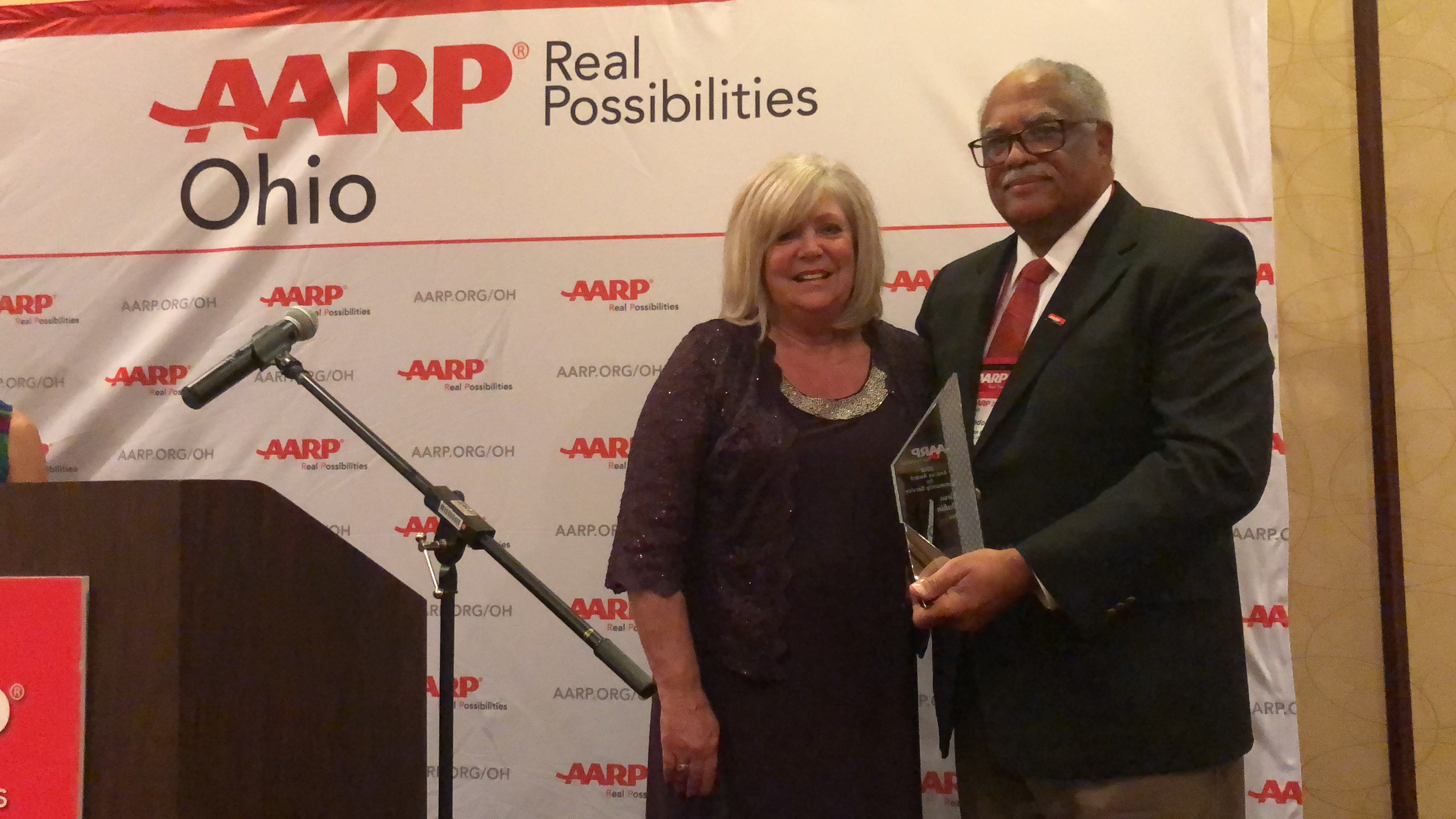 Nominate an Inspiring Volunteer for the AARP Andrus Award