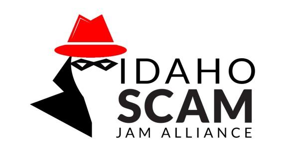Idaho_Scam_Logo_RedHat