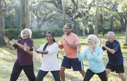 Learn Tai Chi to improve your health