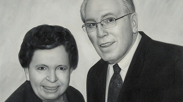 Wayne and Margaret-Portraits of Care