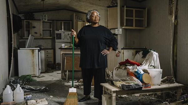 Della Stephens - Hurricane Michael's Lasting Damage in Florida