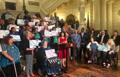 AARP PA Supports PA Family Care Act