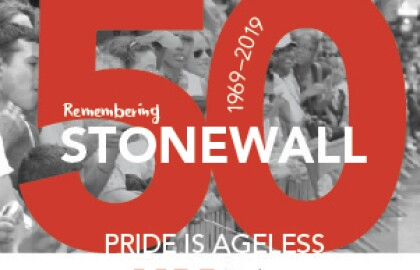 Happy Pride Month and Remembering Stonewall