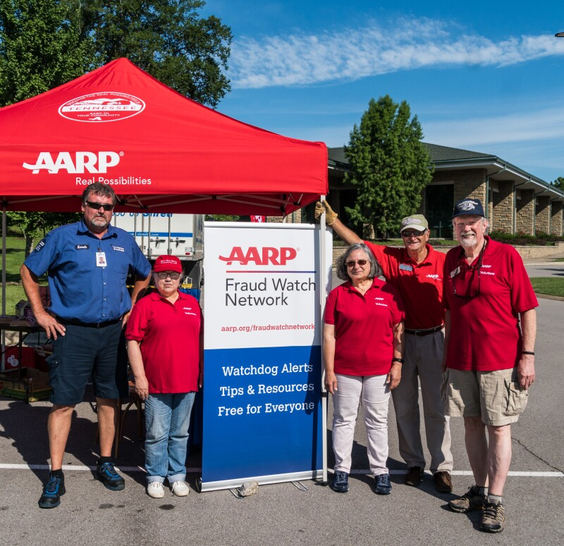 AARP TN FWN event