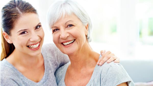 caregiving mom daughter left justified