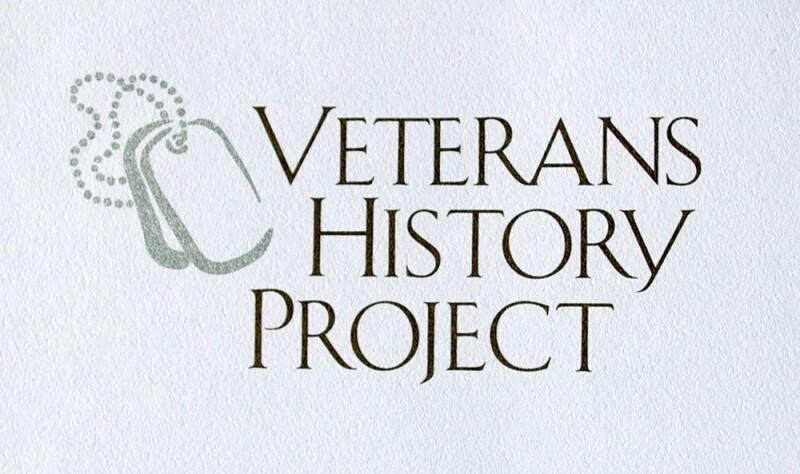Veterans History Project 1