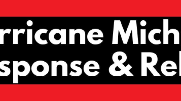 Hurricane Michael Response & Relief