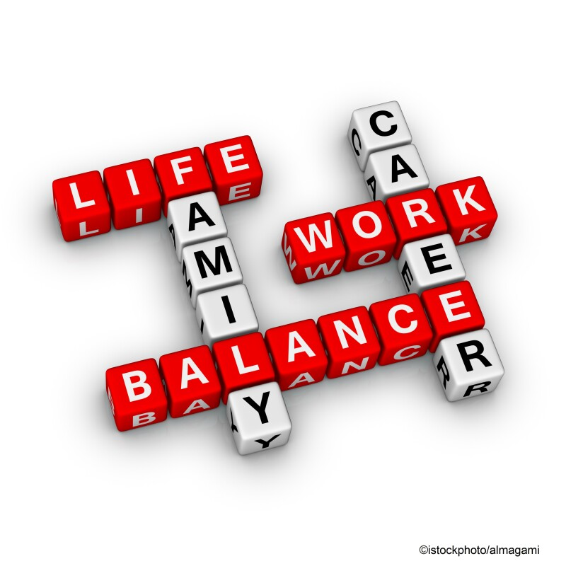 Work Life Balance Caregiving