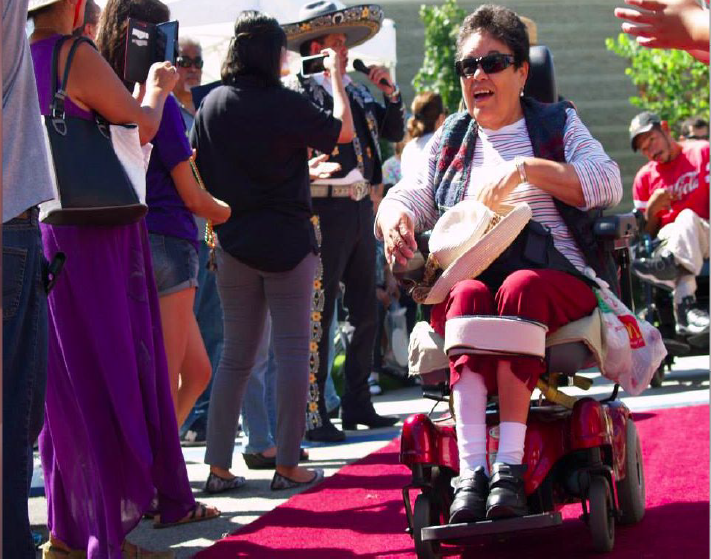Familia Unida Wheelchair Wash