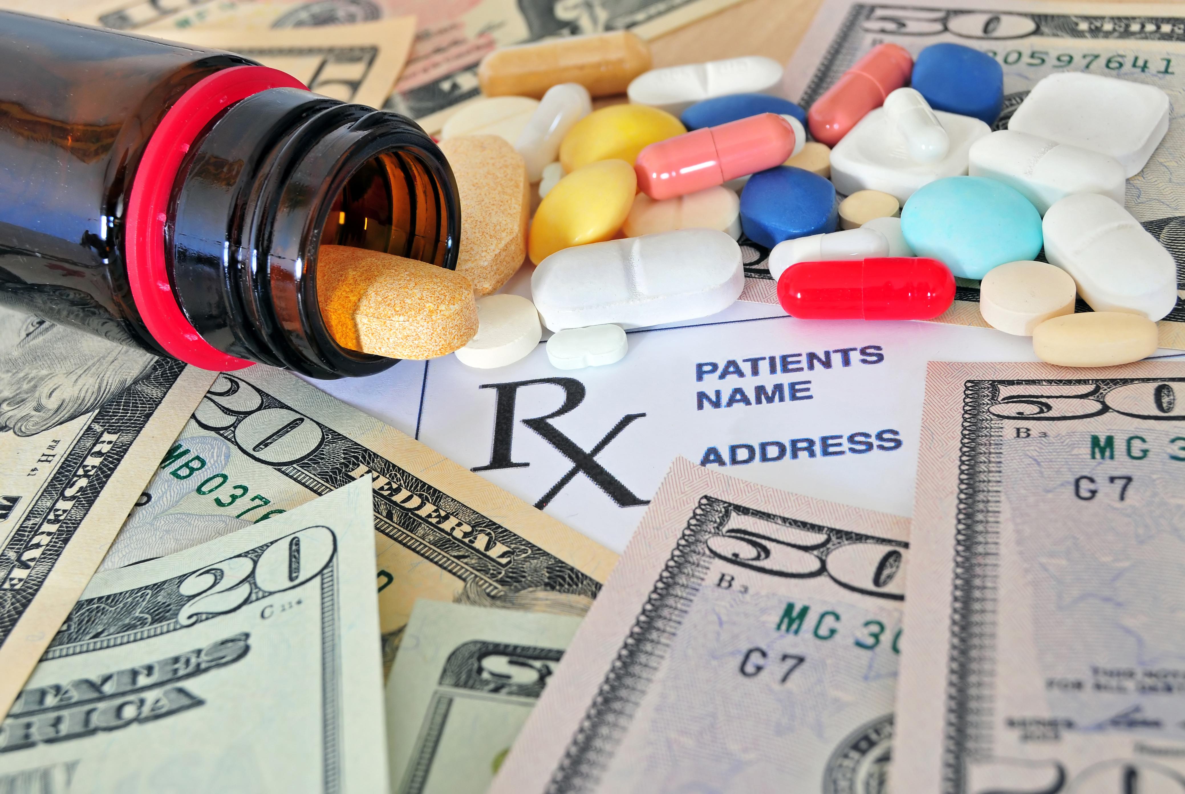 Dígale al Senado Estatal que Trabaje Para Reducir los Costos de los Medicamentos Recetados