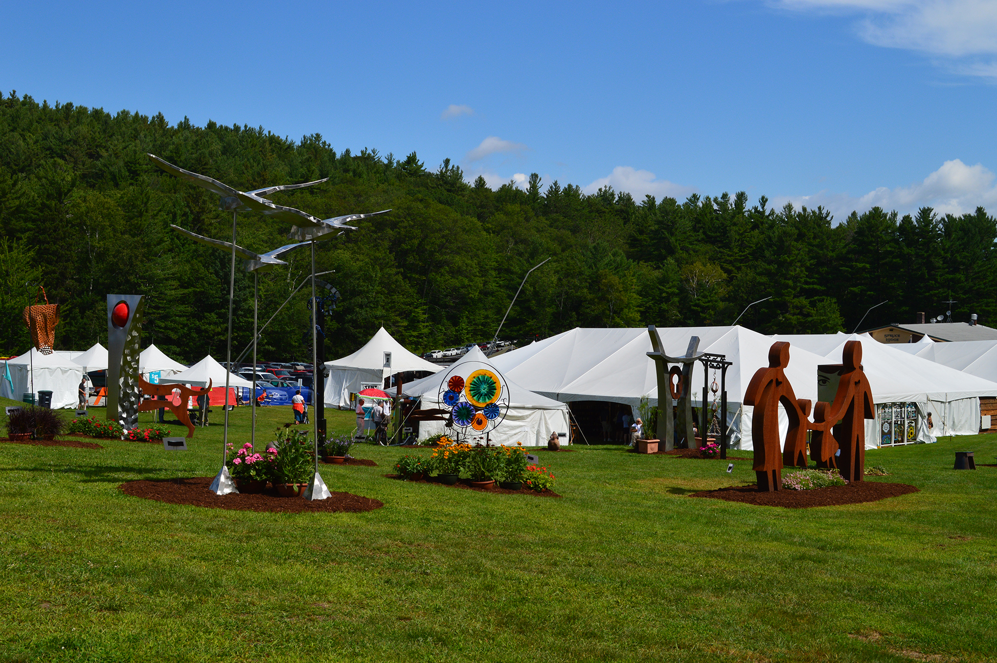 Save on Admission to NH Craftsmen's Fair