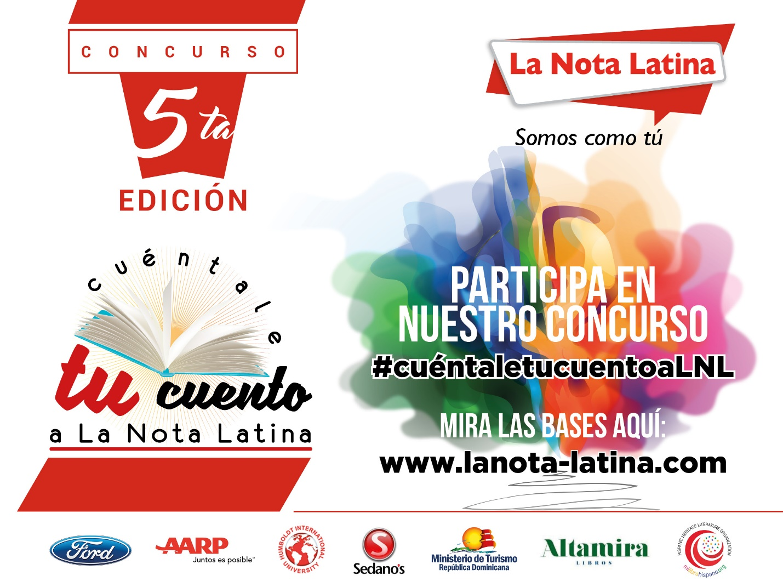 """AARP Patrocina Concurso """"Cuéntale tu Cuento a La Nota Latina"""" 2018"""