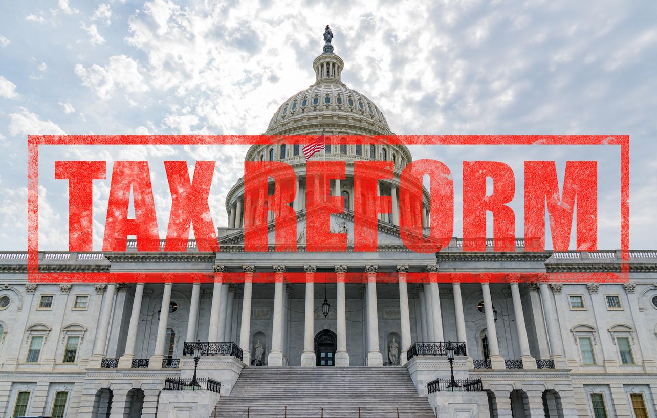 United States Capitol Tax Reform